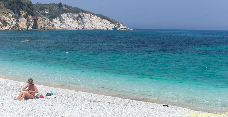 Cosa fare all'isola d'Elba_Spiaggia delle ghiaie