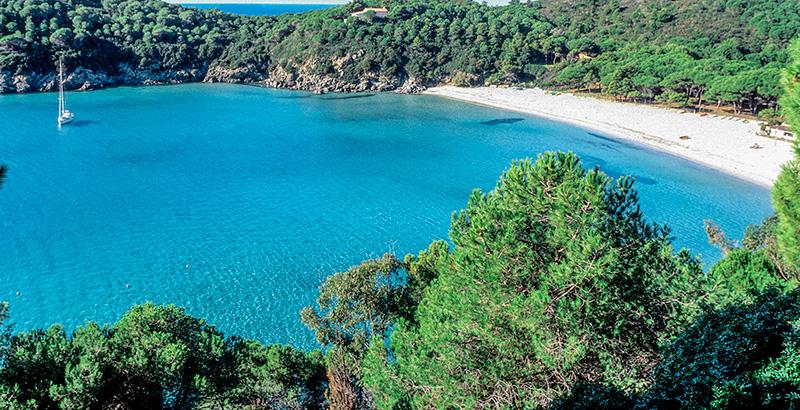 Cosa fare all'isola d'Elba_Spiaggia di fetovaia