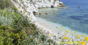 Foto: Le Bianche Scogliere dell'Elba