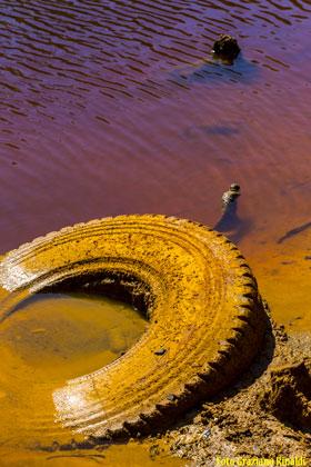 gomma auto miniere Rio