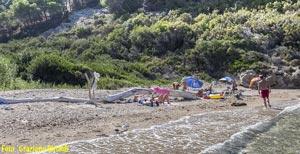 Foto: Una spiaggia per giovanissimi Robinson Crusoe