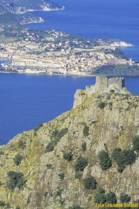 Volterraio isola d'Elba