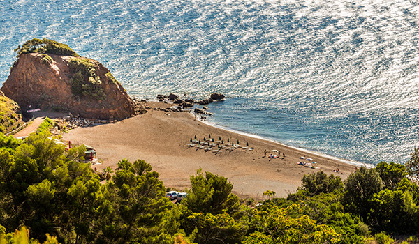 7 spiagge dell'isola d'Elba poco conosciute_Cala Seregola a Rio Marina e Cavo