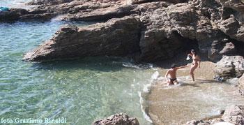 spiaggia Capoliveri isola Elba