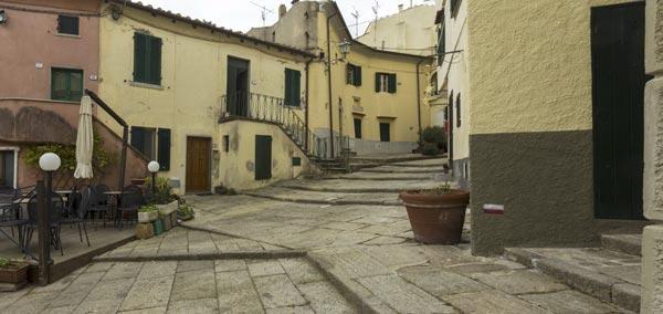 vicolo San Piero Elba