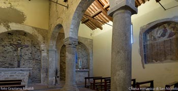 chiesa san Niccolò a san Piero Elba