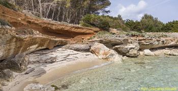 Isola di Pianosa_Parco Nazionale Arcipelago Toscano_Caletta nei pressi del Porto