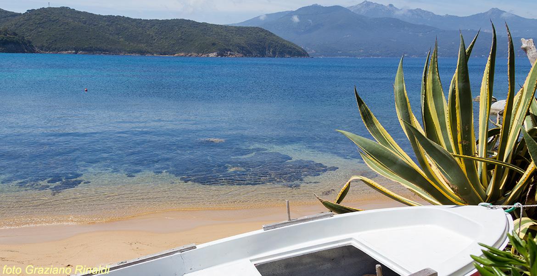 Le spiagge più belle dell'isola d'Elba_foto testa