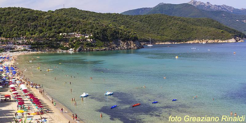 Le spiagge più belle dell'isola d'Elba_Biodola e Scaglieri