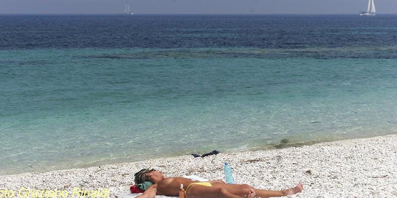 Le spiagge più belle dell'isola d'Elba_spiaggia delle Ghiaie a portoferraio