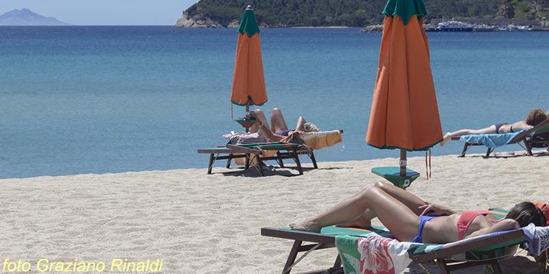 Le spiagge più belle dell'isola d'Elba_Marina di campo