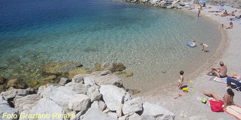 Le spiagge più belle dell'isola d'Elba_Porto Azzurro La Pianotta