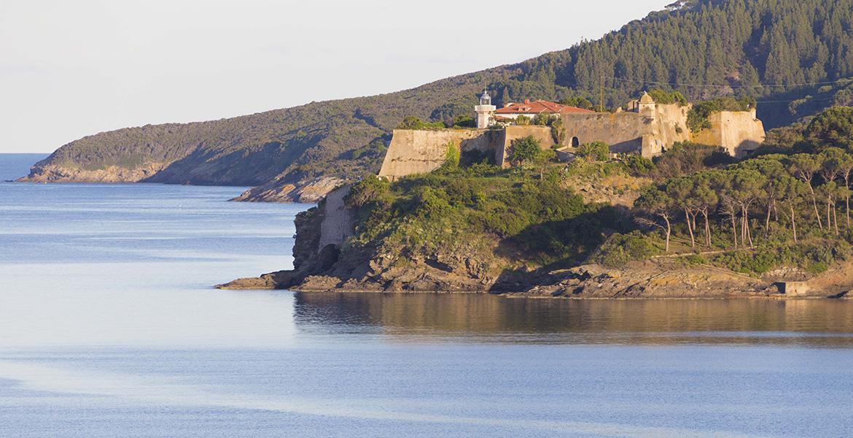 La Pazza Gioia all'isola d'Elba_forte Focardo