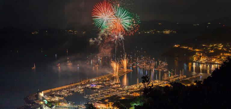Foto: Isola d'Elba ad Agosto
