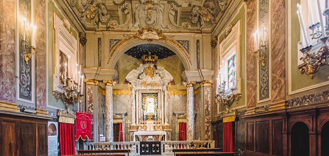 napoleone elba chiesa misericordia