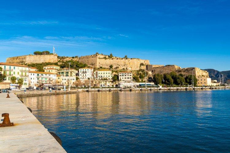 Foto: Isola d'Elba ad Aprile