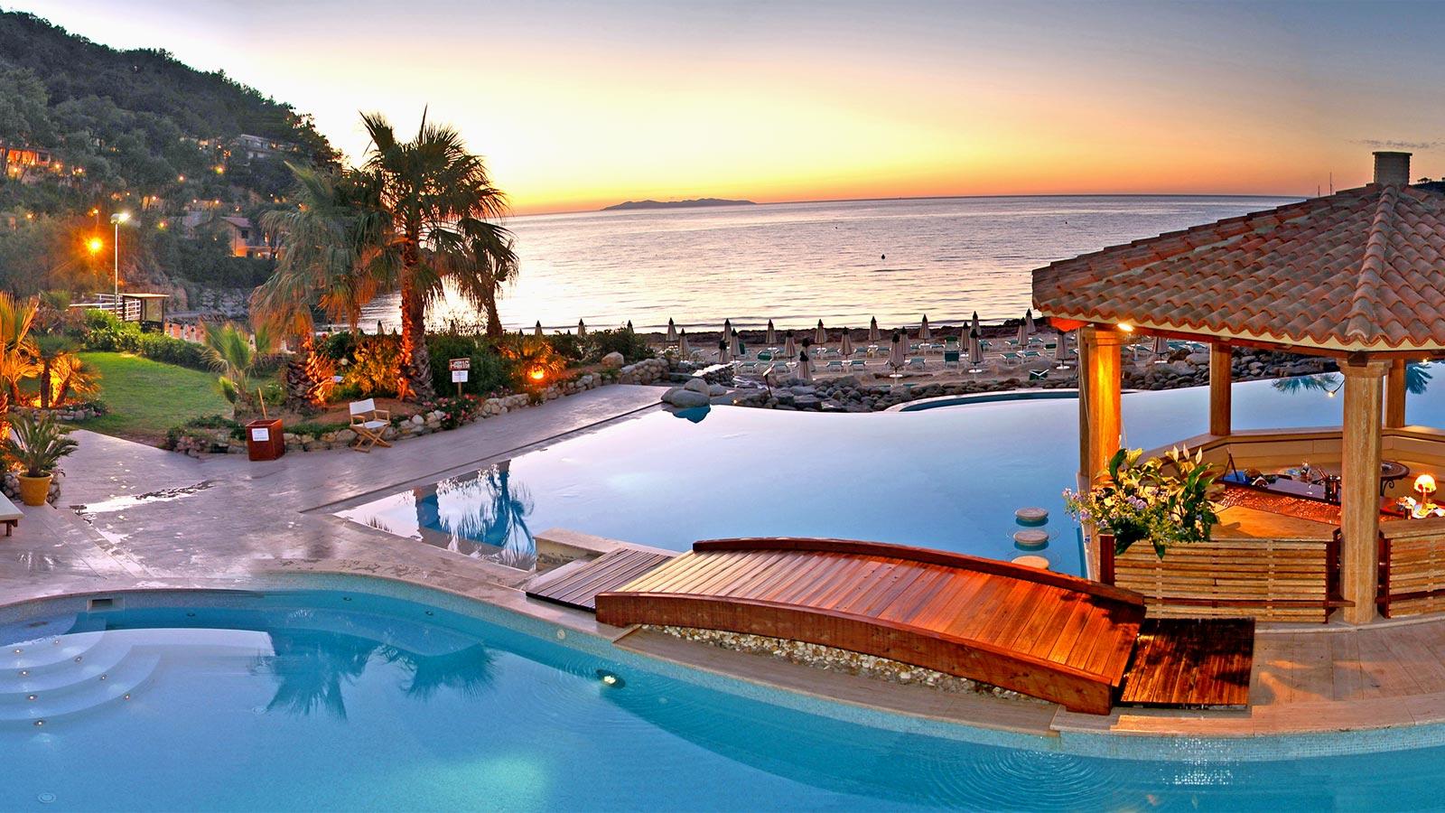 Hotels Elba  Sterne