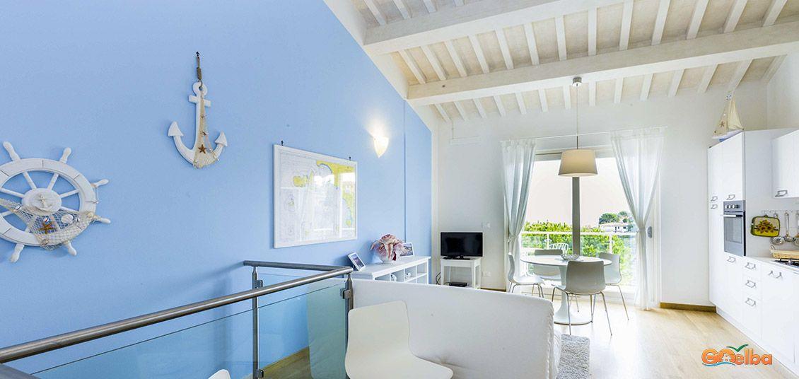 Rio marina appartamenti di lusso all 39 isola d 39 elba rio for Grande cabina di lusso orso