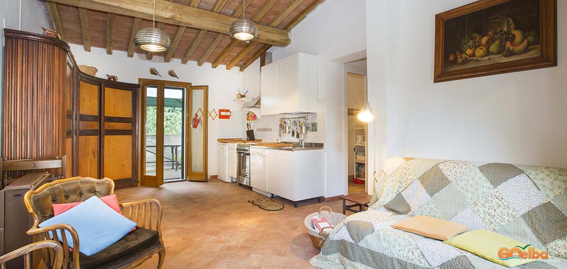 Isola d\'Elba | Appartamenti per vacanza nel verde e vicino al mare