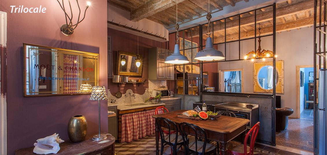 Isola d 39 elba appartamenti fronte mare arredamento vintage for Arredamento vintage