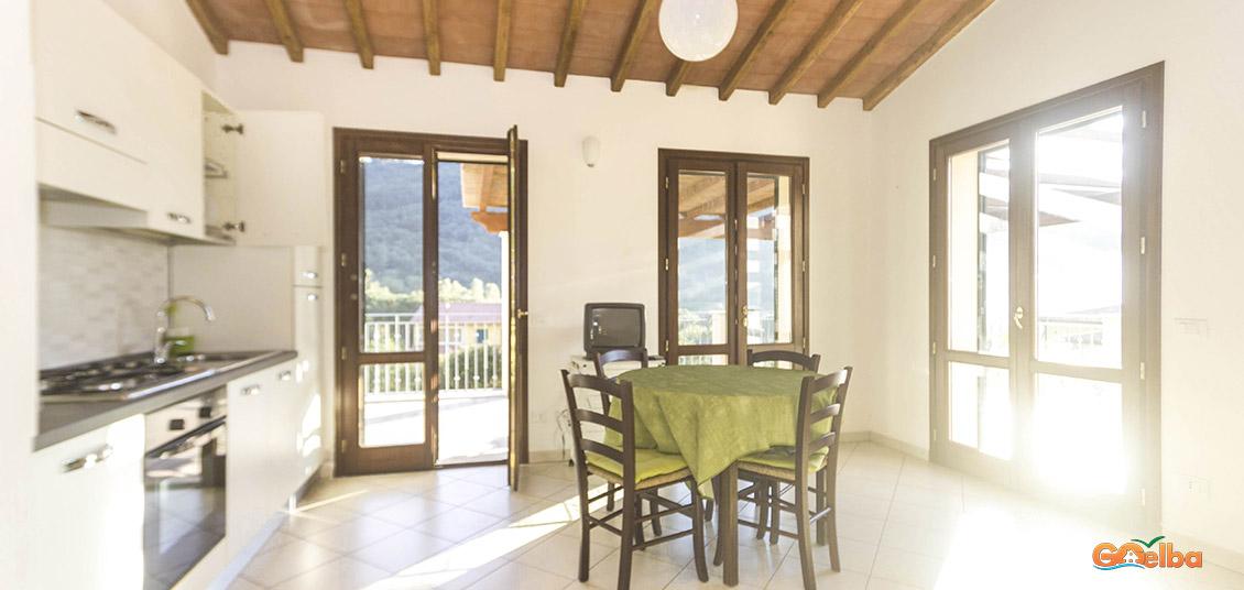Isola d\'Elba Casa vacanza indipendente con vista mare